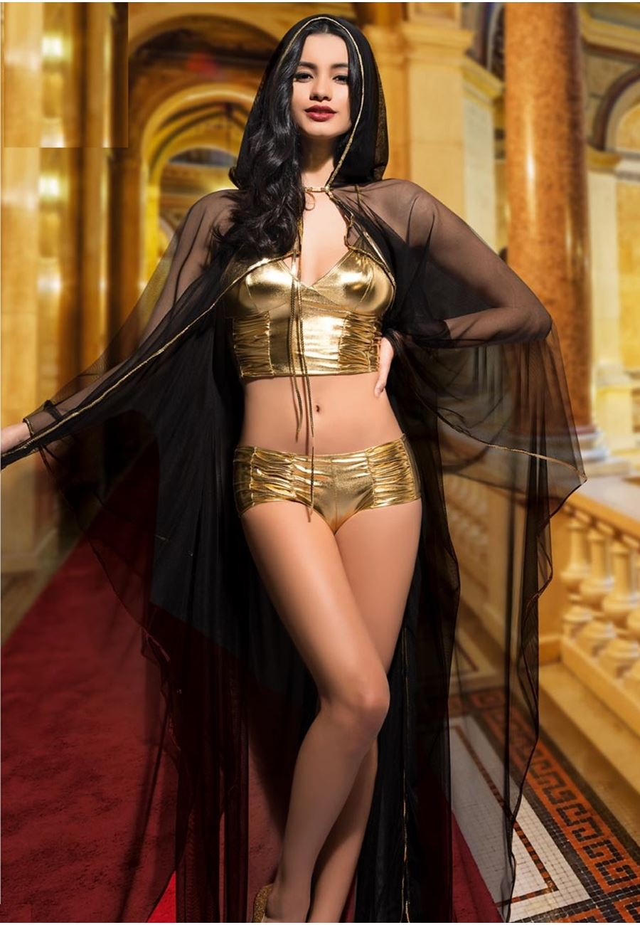 Vip Madame Kadın Fantezi Kostüm