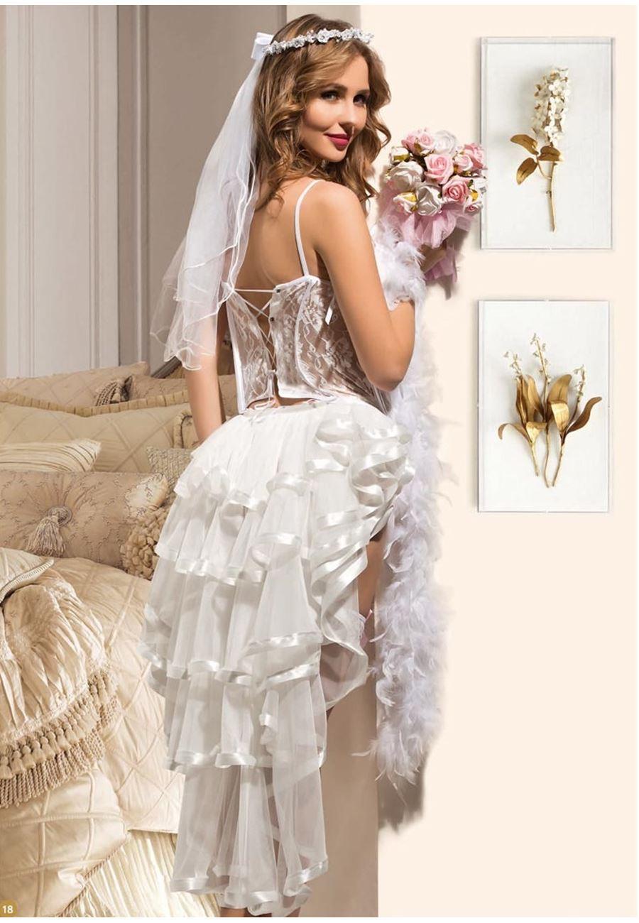 Vip Madame Kadın Büstiyer Kostüm