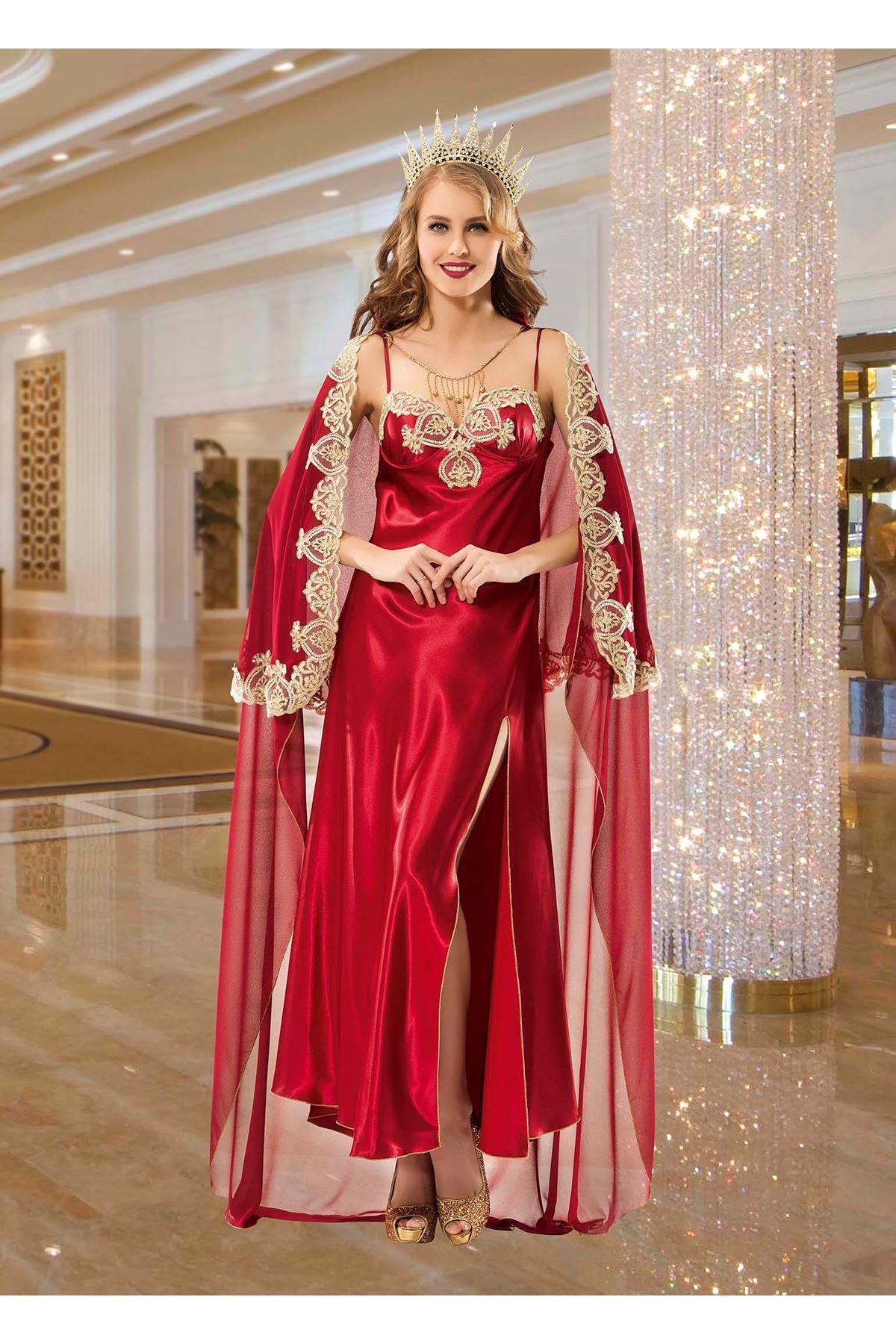 Asimod Kadın Sultan Serisi Gecelik Sabahlık