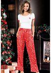 Vip Madame Noel Yıl Başı Kısa Kol Pijama Takım